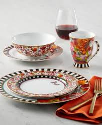 melli melo lenox dinnerware melli mello isabelle floral collection created