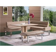 sofa bench for dining table prysten corner group corner sofa bench and dining table furniture