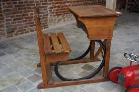 bureau d 馗olier ancien en bois 1 place bureaux1