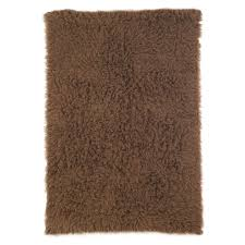 flooring brown shag and flokati rugs area rugs by style area rugs