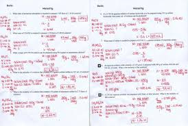 molarity practice worksheet free worksheets library download and