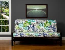 Futon Mattress And Frame Amazon Com Sis Cover Bali Futon Cover Fabric Removable Futon