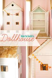 how to build a dollhouse