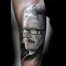 75 black and white tattoos for masculine ink designs