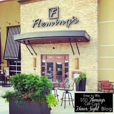 fleming s gift card hines sight with fleming s new winepad plus win a 50 gift