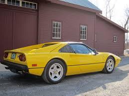 ferrari yellow interior 308 ferrari craft