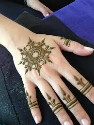 best mehendi designs or circle henna designs