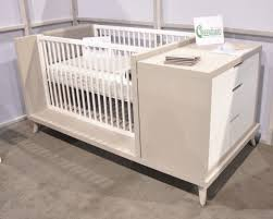 Baby Crib Bunk Beds Baby Crib Converts To Bed The Soren Quattro Is A And Dresser