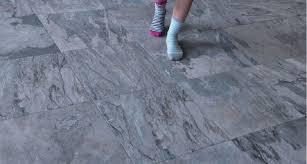 vermont grey slate effect matt porcelain floor tile deal inc