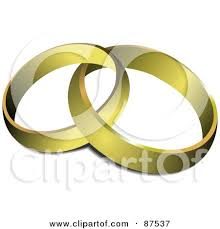 Wedding Ring Clipart by Royalty Free Rf Wedding Ring Clipart Illustrations Vector