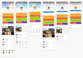 how we designed foursquare swarm 5 0 u2013 foursquare direct u2013 medium
