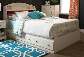south shore country poetry platform configurable bedroom set