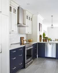 navy blue kitchen cabinet design 20 blue kitchen cabinet ideas that will inspire your kitchen