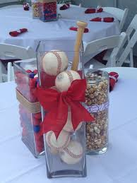 baseball wedding table decorations pin by sharon dellarose on shower ideas pinterest babies