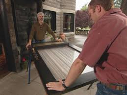 Replace Glass On Patio Table by How To Replace A Glass Insert In A Door How Tos Diy