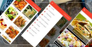 appli cuisine android multi purpose template for android with php cms admin