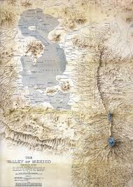 Aztec Empire Map Aztec Expansionism