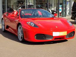 convertible ferrari used ferrari f430 convertible 4 3 f1 2dr in northampton