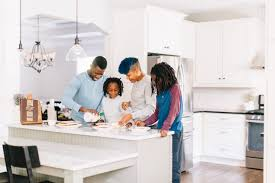 family kitchen design ideas an atlanta based family collaborates on their kitchen remodel