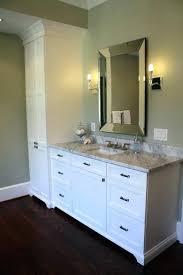 Bathroom Vanity Storage Tower Vanity With Storage Tower Bathroom Vanities With Storage Towers