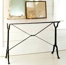 Pier One Console Table Pier One Console Table Appealing Iron Console Table With Marble