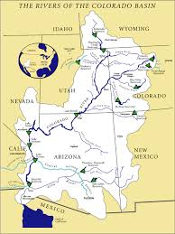 Colorado River Basin Map by Colorado River Basin Snowmass Water U0026amp Sanitation District