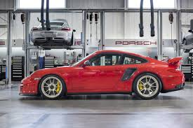 the 2011 porsche 911 gt2 rs only 500 units produced