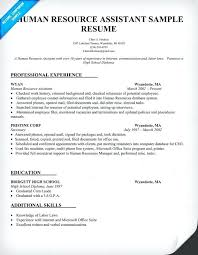 resume summary exles human resources assistant skills sle human resources resume entry level human resources hr