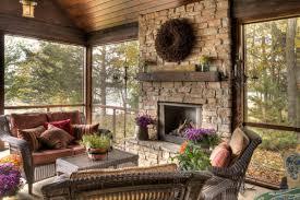 3 season porches rustic 3 season porch ideas