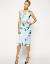 beautiful summer dresses with flowery are the trend u2013 fresh design