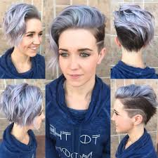 short hairstyles oval face fade haircut