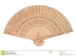Oriental Wall Fans by Wooden Oriental Fan Royalty Free Stock Photo Image 13213025