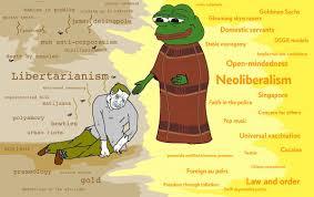 Libertarian Meme - daniel pryor on twitter the neoliberal vs libertarian meme
