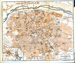 Map Of Valencia Spain by Free Maps Of Spain