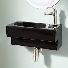 hanser wall mount bathroom sink bathroom