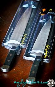 masflex kitchen pro culinary knife collection designed by chef