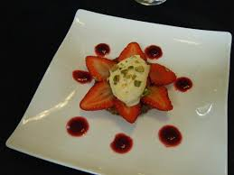 cuisine sur cours strawberry tarte with a spice crust picture of cuisine sur cours
