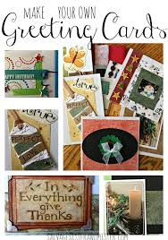easy calendar to greeting card upcycle the kim six fix
