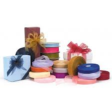 sheer organza ribbon sheer organza ribbon in several color options box and wrap
