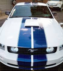stripes on mustang 2011 mustang gt custom racing stripes produced installed by