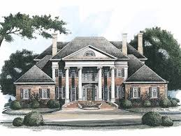 neoclassical house plans neoclassical house plan with 6061 square and 5 bedrooms s