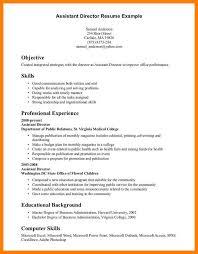 6 example resume skills job apply letter