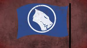 Blue White And Sun Flag White Fang Rwby Wiki Fandom Powered By Wikia