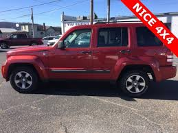 2008 jeep liberty warning lights used 2008 jeep liberty sport for sale portsmouth oh