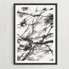 rice paper wall l shards rice paper acrylic on canvas x现代装饰画 抽象画
