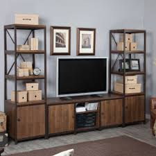 home design country vintage wrought iron wood tv cabinet living