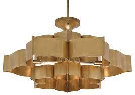 Lighting Fixture Company by Grand Lotus Chandelier Currey U0026 Company