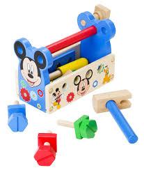 melissa u0026 doug mickey mouse clubhouse wooden tool kit walmart canada