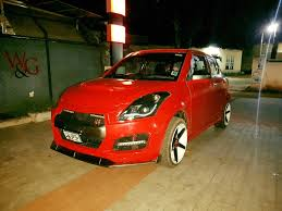 nissan gtr used india this nissan gt r inspired maruti suzuki swift from kerala is like