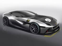 ferrari sp arya design sketch car body design 129956 on wookmark